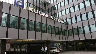 Für Kuoni-Mitarbeiter heissts ab jetzt: Kurzarbeit.