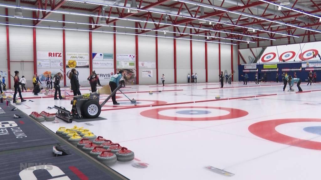 Dem Curling fehlt in der Schweiz die Popularität