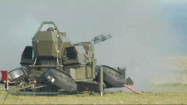 Schweizer Waffenexport gesteigert, Rückhalt gesunken