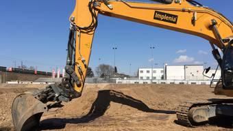 2019 sollen die ersten Insassen in den Erweiterungsbau einziehen.