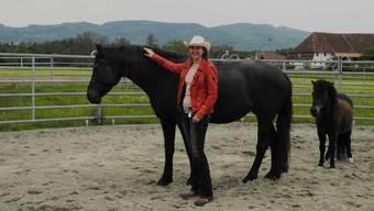 Isabel Steiner aus Wolfwil macht bei «Bauer, ledig, sucht...» mit