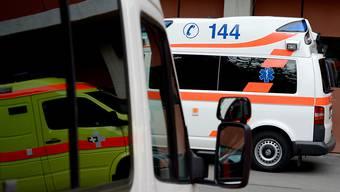 Ein Mädchen ist in Winterthur von einem Lieferwagen angefahren und verletzt worden. (Symbolbild)