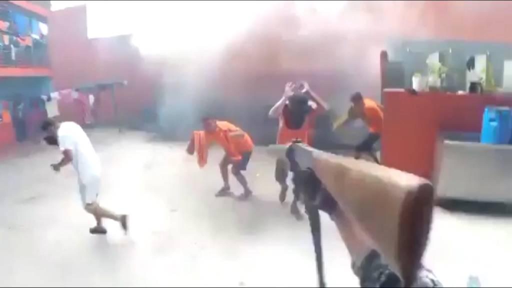 Ecuador: Blutige Krawalle mit fast 80 Toten in Gefängnissen