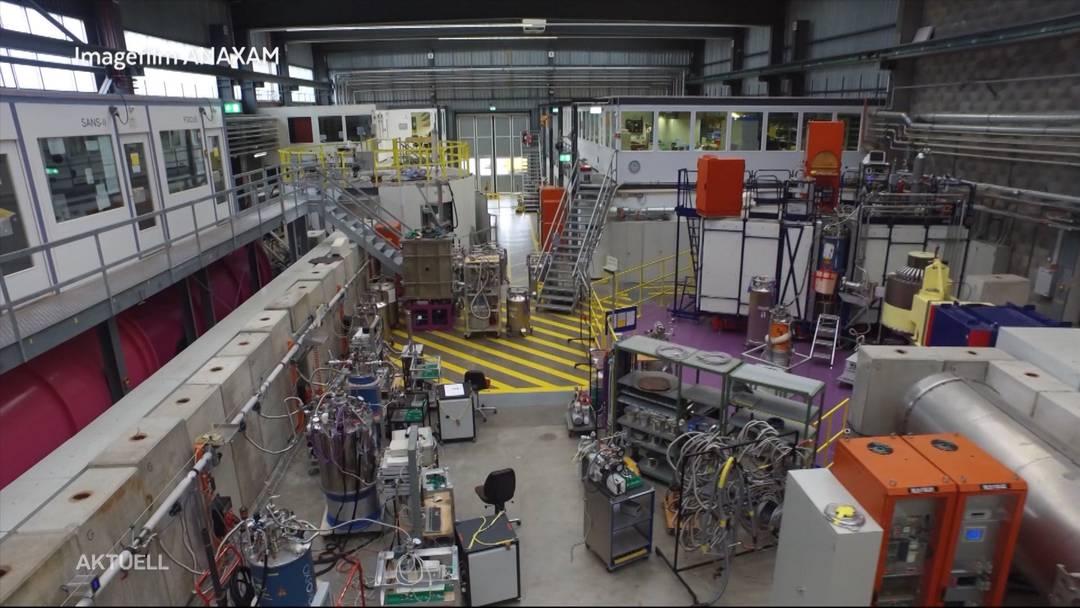 High–Tech in Villigen: Technologie–Transferzentrum eröffnet