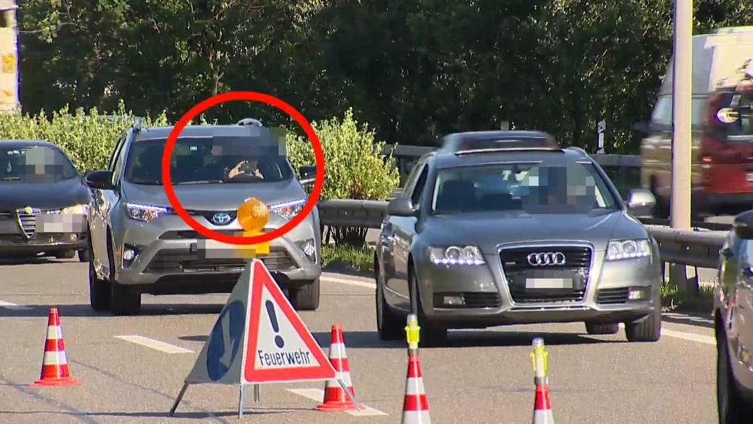 Nach tödlichem Unfall auf der A1: Kantonspolizei St.Gallen veröffentlicht Gaffer-Video