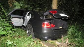 Autounfall Bremgarten Wohlen