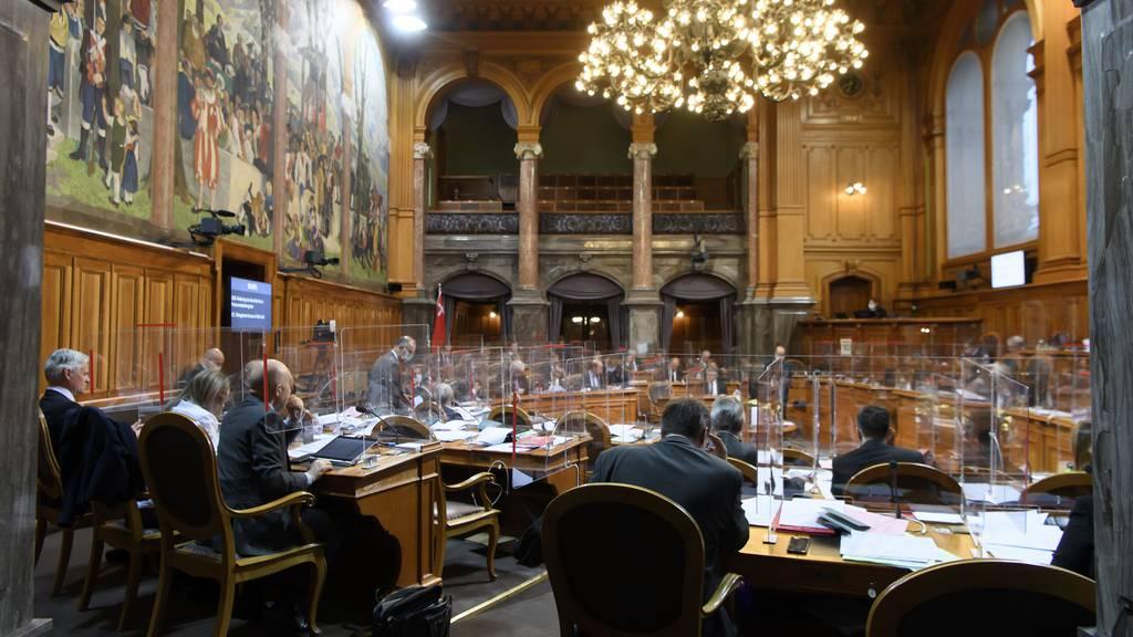 Das Covid-19-Gesetz wird nach den neuen Bundesmassnahmen vom letzten Freitag erneut angepasst.