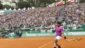 Rafael Nadal ist der König von Monte Carlo