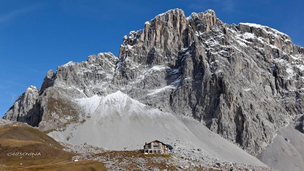 An der Sulzfluh auf Gemeindegebiet Luzein ist ein Berggänger tödlich verunfallt. (Symbolbild)