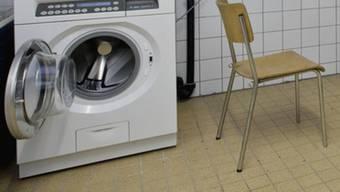 Oft Stein des Anstosses: Die Waschmaschine (Symbolbild)