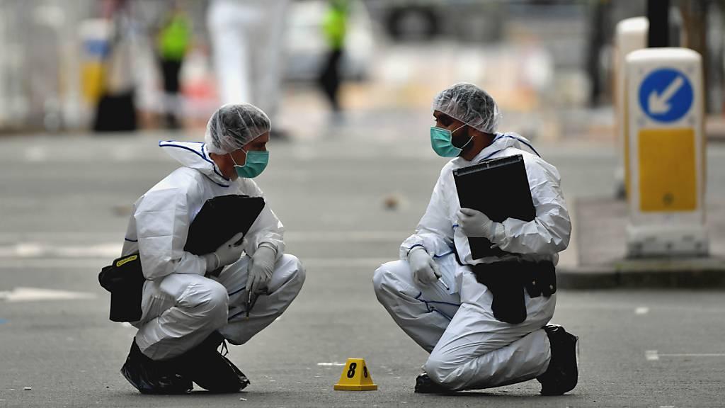 Polizei nimmt mutmasslichen Messerstecher von Birmingham fest