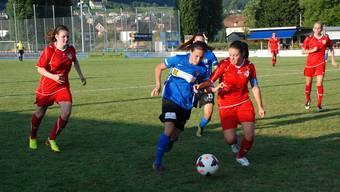 Fussball Frauen NLB Schlieren gegen Thun