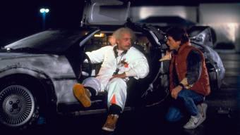 Sind Zeitreisen wie im Kultklassiker «Back to the Future» möglich? Im Kino Kosmos Zürich gehen Experten der Universität und ETH Zürich der Frage nach, wie nah Science-Fiction-Filme an der Realität sind.