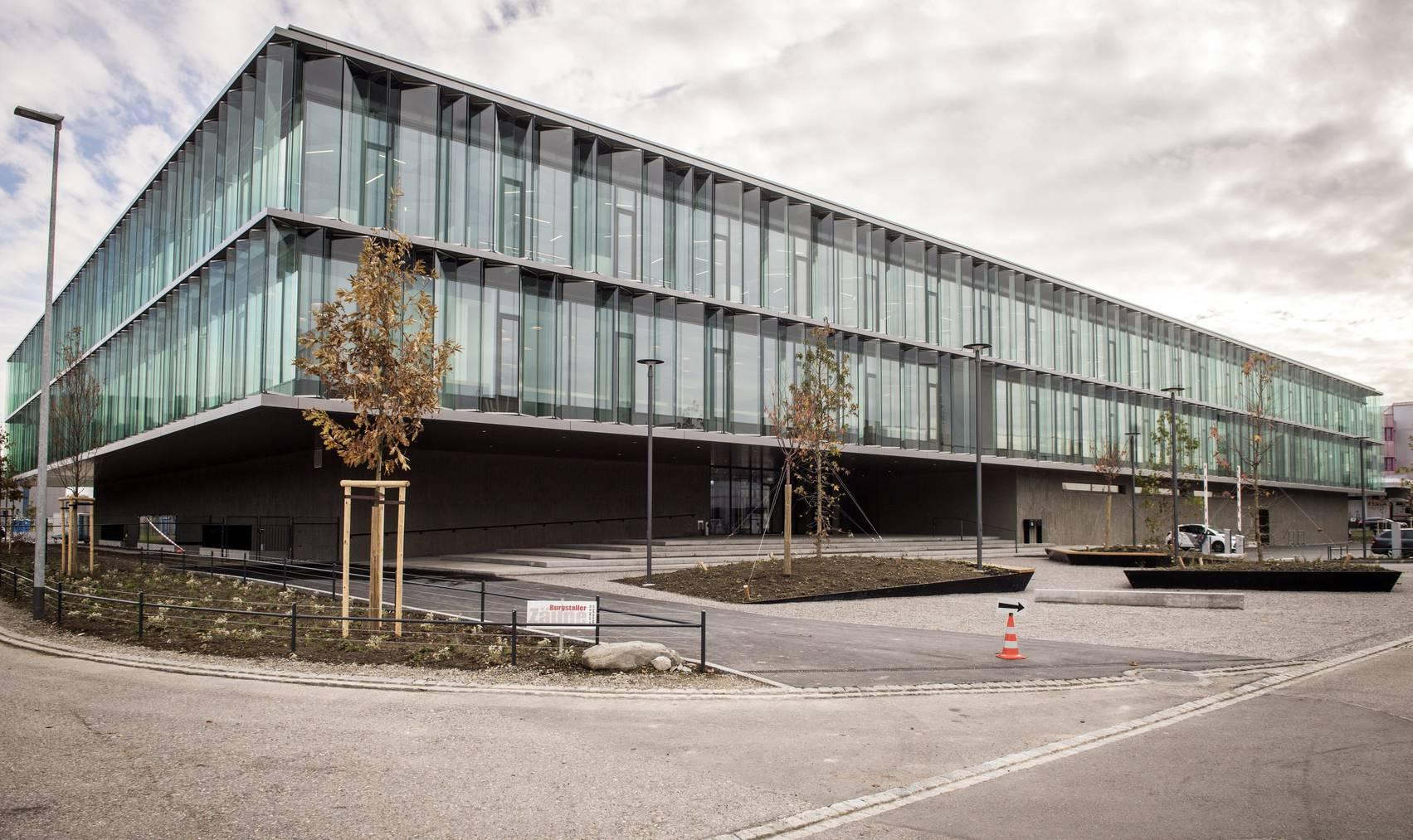 Der Hauptsitz von Lidl Schweiz wurde im letzten November in Weinfelden (TG) eröffnet. (Bild: Tagblatt/Reto Martin)