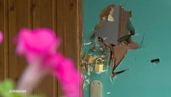 Vandalen brachen übers Wochenende 40 Schrebergarten-Häuschen auf und hinterliessen einen Schaden von mehreren Tausend Franken.