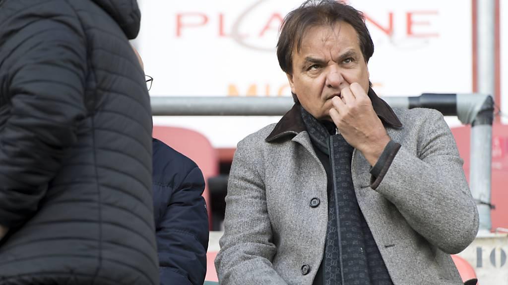 Nyon will Trainer Dionisio nicht zu Sion ziehen lassen