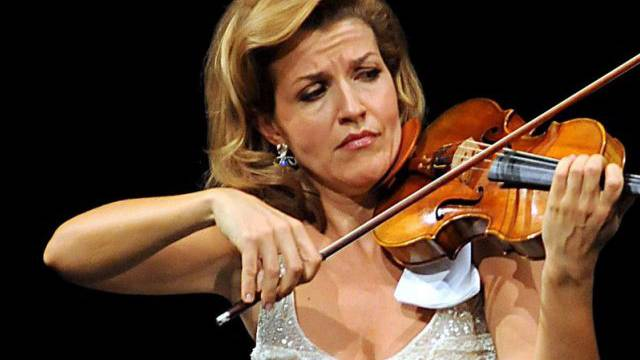 Anne-Sophie Mutter (Archiv)