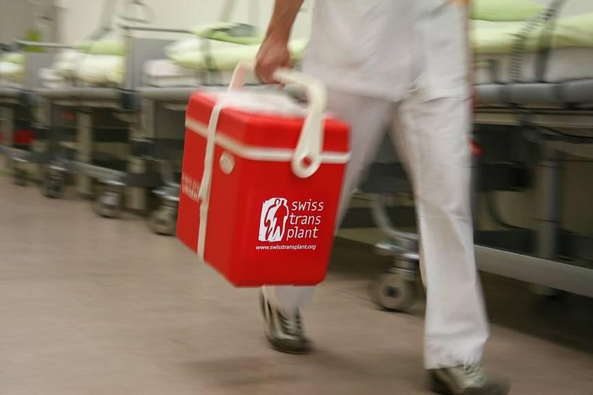 In der Schweiz warten rund 1500 Menschen auf ein Organ. Bild: zVg