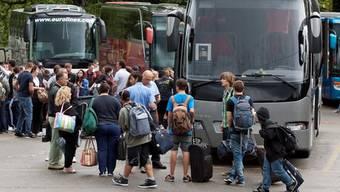 Fernbus-Streit: Die SBB geben klein bei und ändern den Namen ihrer Buslinie um