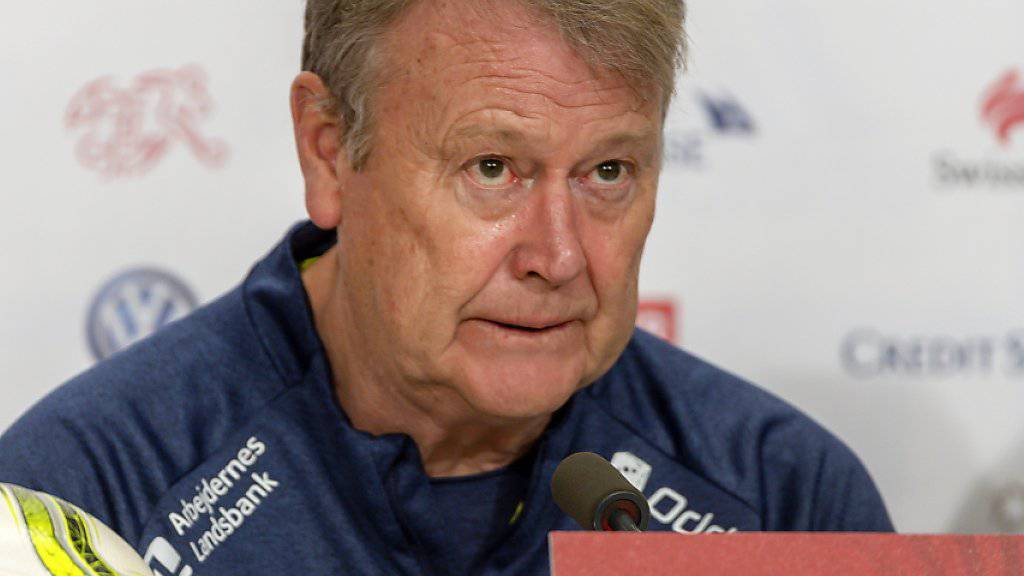 Dänemarks norwegischer Nationaltrainer Age Hareide