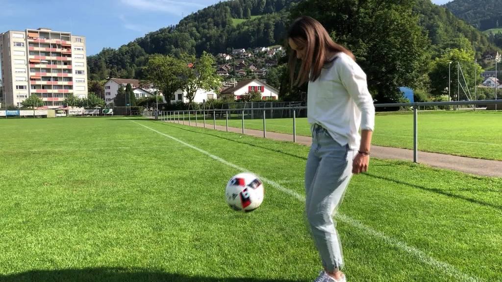 Fussballtalent: Wattwilerin Lorena Baumann zurück aus Island
