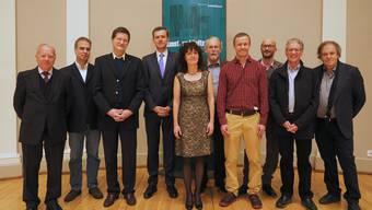 Kunst- und Kulturpreisverleihung im Oltner Stadttheater