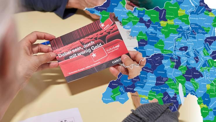 Im Aargau hat Aarburg Spreitenbach wieder überholt in der Sozialhilfe-Statistik.