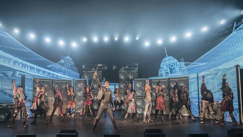 We will Rock you Musical