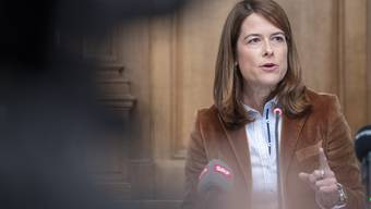 FDP-Präsidentin Petra Gössi ist unzufrieden.