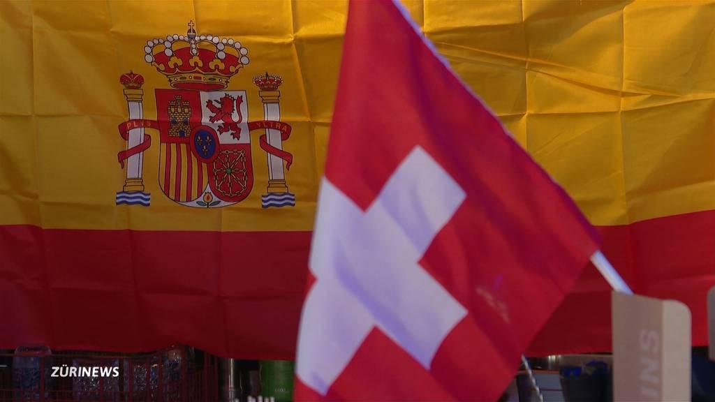 Vor dem Viertelfinal: Spanier zollen den Schweizern Respekt