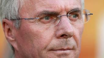 Muss auf Jobsuche: Sven-Göran Eriksson