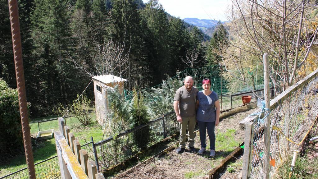 Susanne und Hansruedi Limacher-Felder aus Escholzmatt