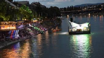 Eröffnung «Im Fluss» Basel mit «Bukahara».