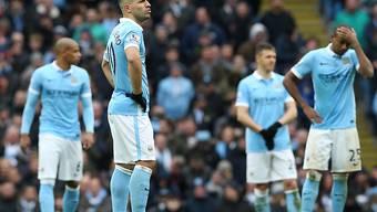 Manchester City droht ein zweijähriger Ausschluss aus der Champions League