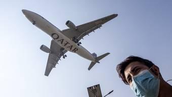 Für eine Rückholaktion aus den Philippinen arbeitete der Bund mit Qatar Airways zusammen (Symbolbild).