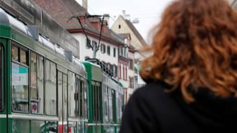 Nur die Luzerner sind noch unpünktlicher als die Basler Verkehrsbetriebe.