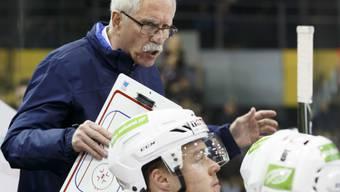 Mike McNamara bleibt bis Ende Saison Cheftrainer in Biel