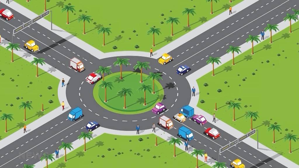 Ampel- statt Kreiselsystem: Bolligenstrasse wird zur 2-jährigen Baustelle
