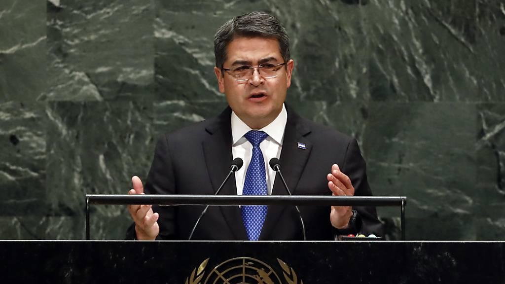 Auch Honduras unterschreibt Migrationsabkommen