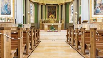 Halleluja, die Kirchen sind wieder offen