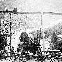 Blick ins Archiv: Die Aufnahme der 50-kV-Kabelmontage stammt von 1928.