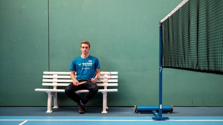 Christian Kirchmayr hat eine schwierige Zeit hinter sich. Mit der Teilnahme am Swiss Open in Basel startet der 23-Jährige einen Neuanfang.