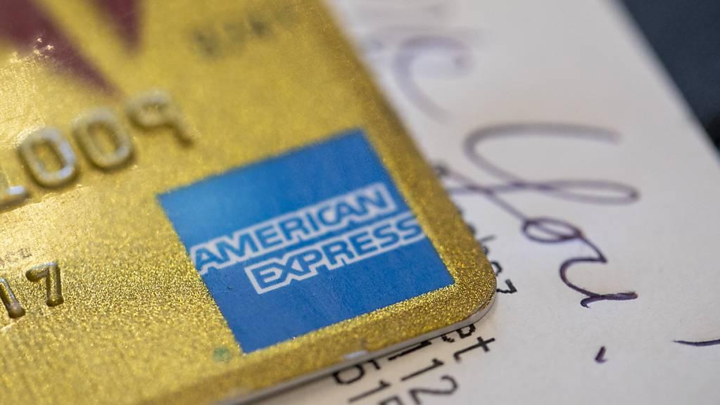 Der Quartalsbericht des Kreditkartenanbieters fiel besser aus als erwartet. (Symbolbild)