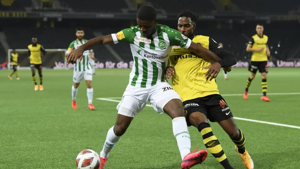 FCSG-Zeidler: «Wir werden spielen, als wäre es das letzte Spiel»