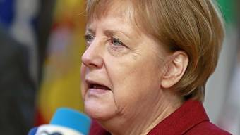 Die deutsche Kanzlerin Angela Merkel hat am Donnerstag in Brüssel kurz vor Gipfelbeginn der britischen Premierministerin Theresa May eine Absage erteilt, den EU-Austrittsvertrag mit Grossbritannien nachzuverhandeln.