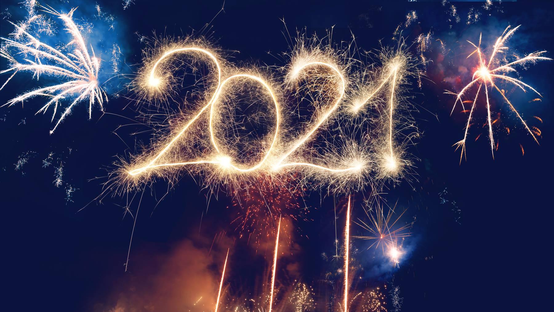 Das neue Jahr wird auf der ganzen Welt mit unterschiedlichen Bräuchen eingeläutet.