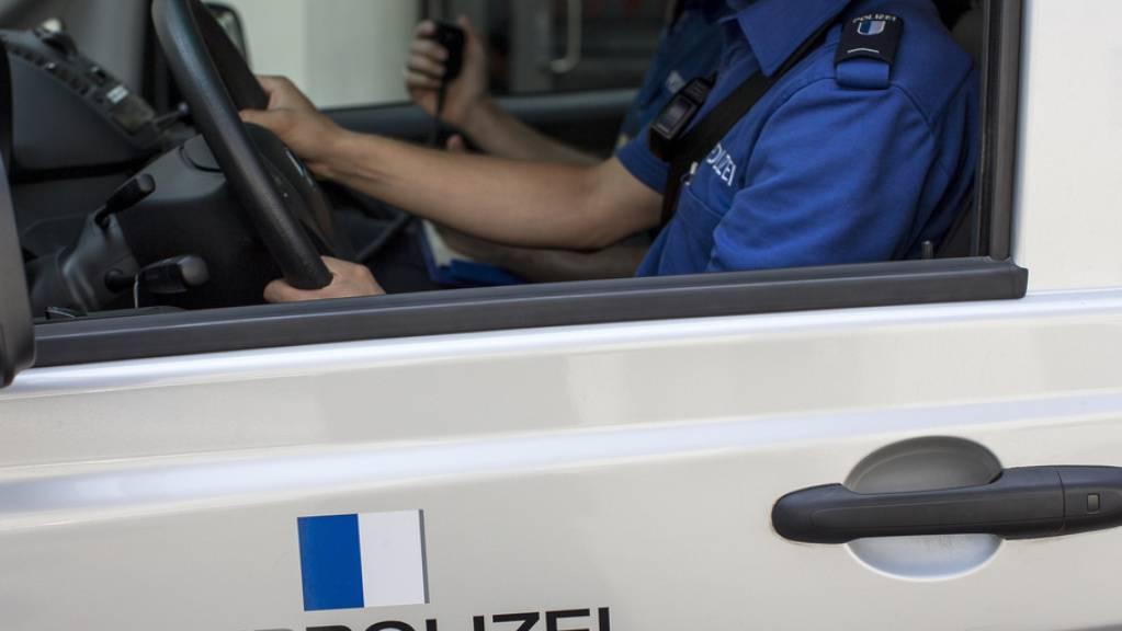 Die Luzerner Polizei sucht nach dem schweren Unfall vom Sonntag Zeugen. (Archivbild)