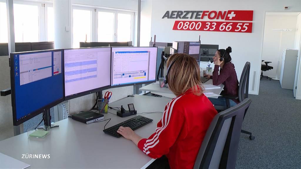 Zürcher Finanzkommission kritisiert Vergabe des Ärztefons