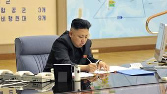 Das Säbelrasseln von Nordkoreas Diktator Kim Jong-Un sorgt an den Märkten weltweit für Nervosität.