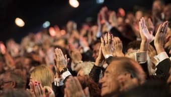 Die Credit Suisse Sports Awards sorgen für Begeisterung.